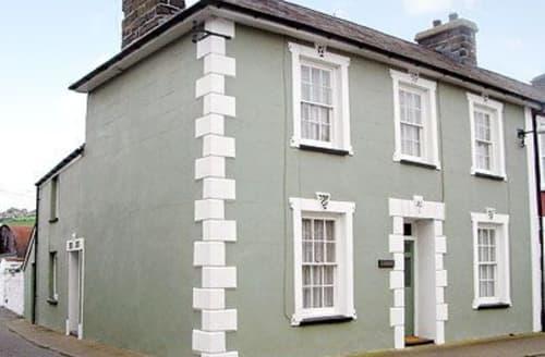 Last Minute Cottages - Wonderful Aberaeron Cottage S21488