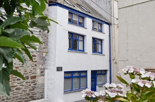 Last Minute Cottages - Stunning Mevagissey Cottage S21073