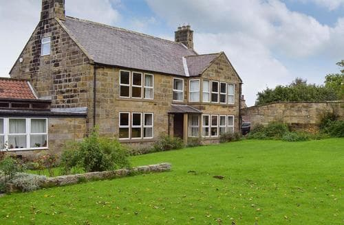 Big Cottages - Charming Saltburn By The Sea Lodge S85855