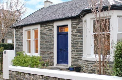 Big Cottages - Exquisite Dunoon Cottage S76766