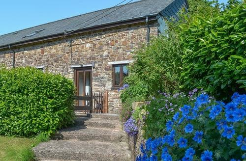 Last Minute Cottages - Splendid Okehampton Lodge S78740