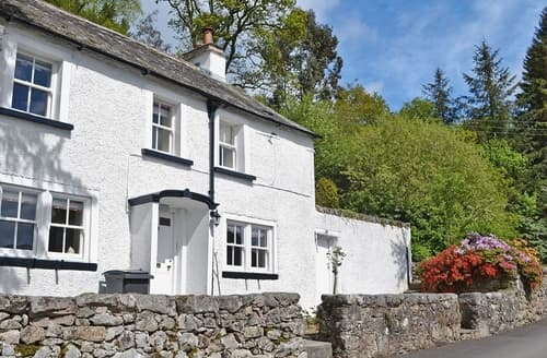 Last Minute Cottages - Wonderful Eskdale Cottage S18457