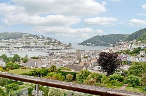 Last Minute Cottages - Excellent Dartmouth Apartment S19290