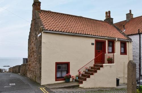 Last Minute Cottages - Gorgeous Anstruther Apartment S70350