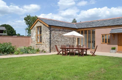 Last Minute Cottages - Exquisite Honiton Cottage S86989