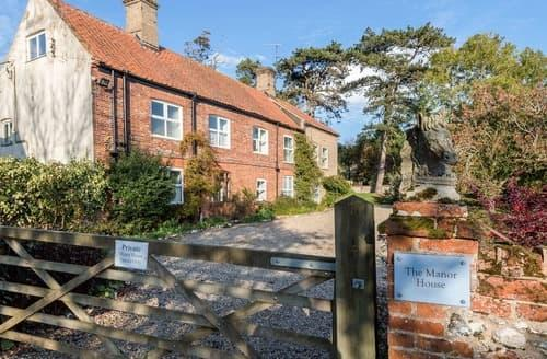 Last Minute Cottages - The Manor House - UKC3675