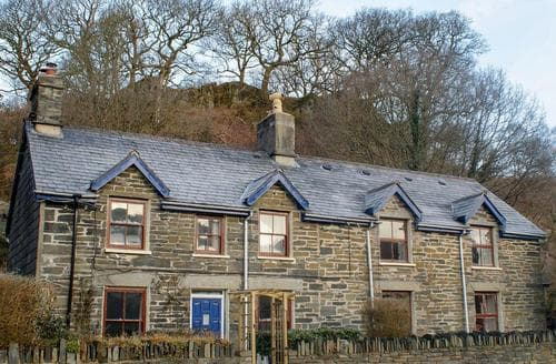 Last Minute Cottages - Superb Dolwyddelan And Penmachno Cottage S22456