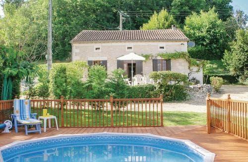 Last Minute Cottages - Le Chene Vert