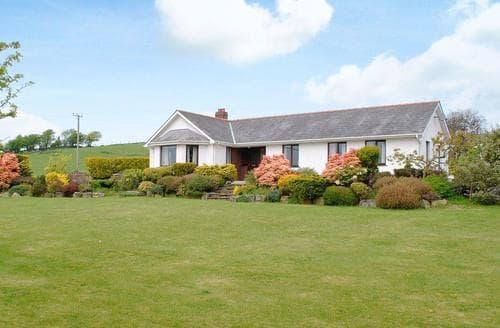 Last Minute Cottages - Luxury Llandysul Cottage S21579