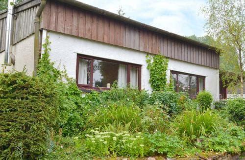 Last Minute Cottages - The Garden Lodge