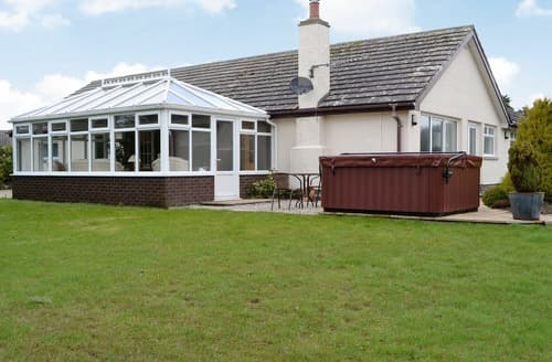 Big Cottages - Wonderful Sandyhills Cottage S44702