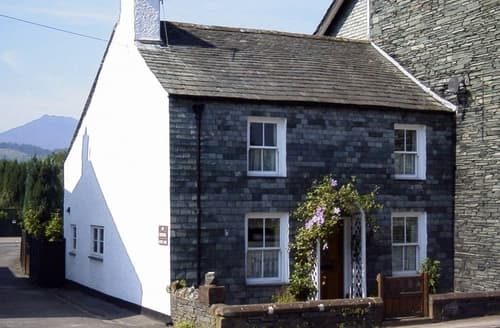 Last Minute Cottages - Inviting Keswick Cottage S84557