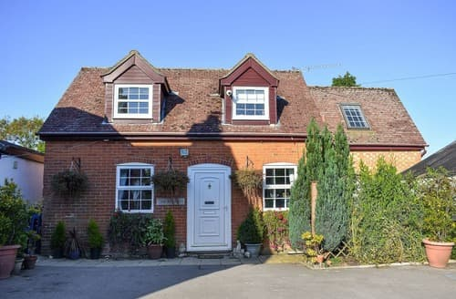 Last Minute Cottages - Stunning Salisbury Cottage S13741