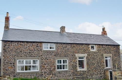 Big Cottages - Exquisite Craster Cottage S14552