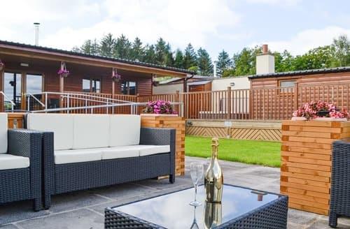 Last Minute Cottages - Knock Murton Lodge - UK1362