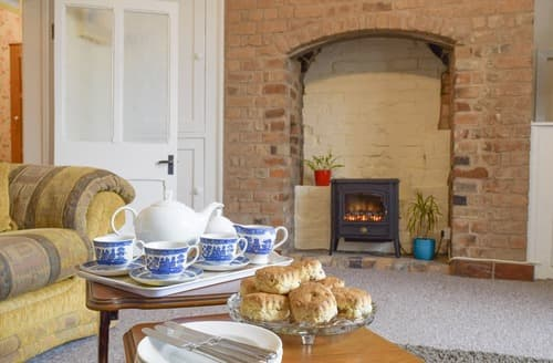 Last Minute Cottages - Kinnersley House