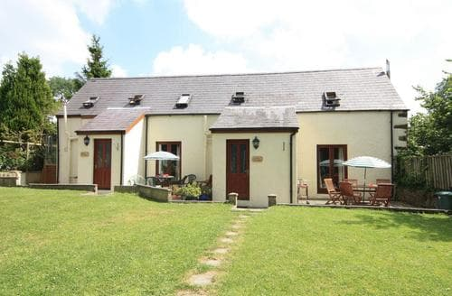 Last Minute Cottages - Tasteful Narberth Cottage S21878