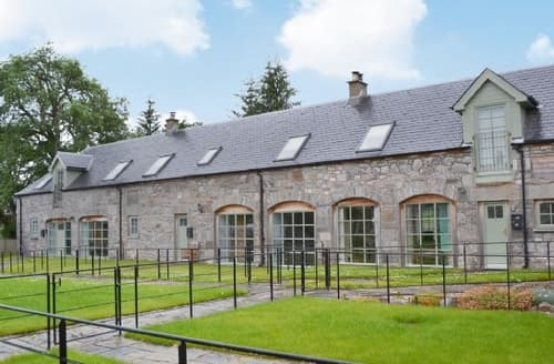 Big Cottages - Luxury Pitlochry Cottage S40067