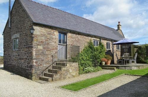 Last Minute Cottages - Exquisite Leek Cottage S16014
