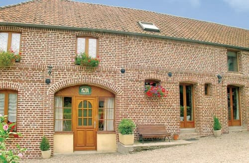 Last Minute Cottages - Caumont nr Hesdin - W11144