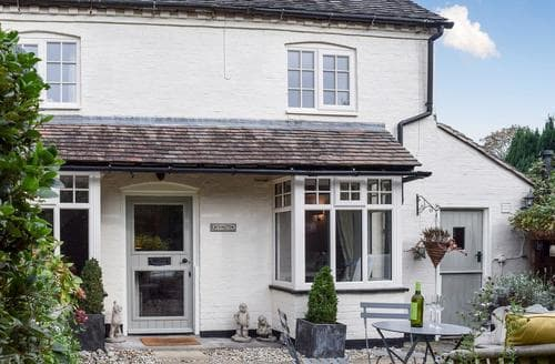 Last Minute Cottages - Captivating Stratford Upon Avon Cottage S87899