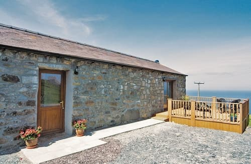 Last Minute Cottages - Delightful Nefyn Cottage S22301