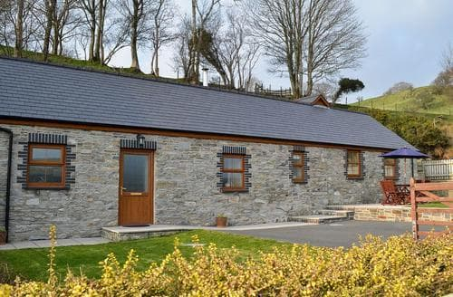 Big Cottages - Wonderful Aberystwyth Cottage S25885