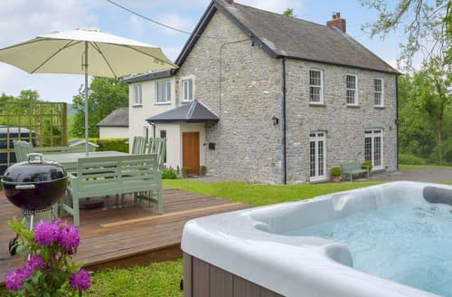 Big Cottages - Captivating Narberth Cottage S49814
