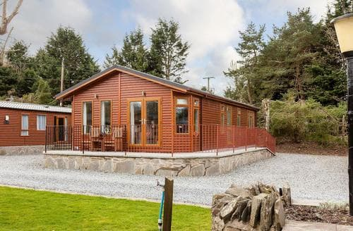 Last Minute Cottages - Thistle Lodge