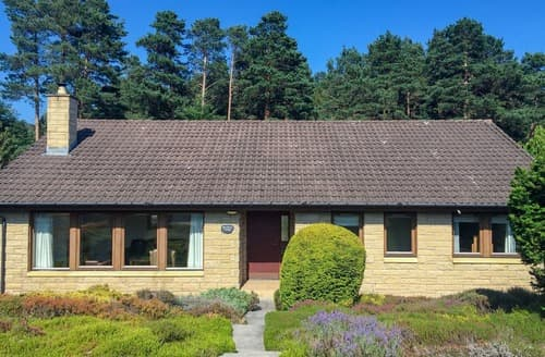 Last Minute Cottages - Tasteful Ballater Cottage S22918