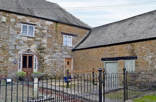 Big Cottages - Bengough's Annexe