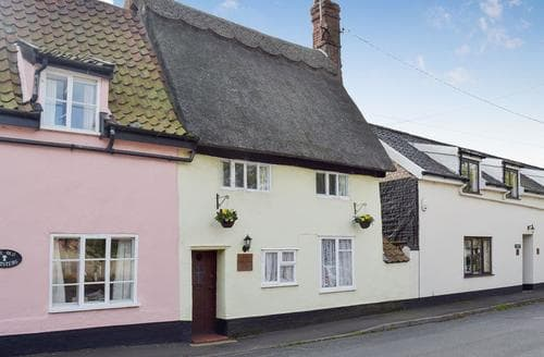Last Minute Cottages - Quaint Diss Cottage S86177