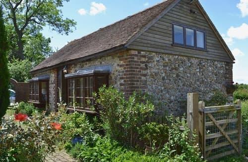 Last Minute Cottages - Beautiful Ashford Cottage S34834