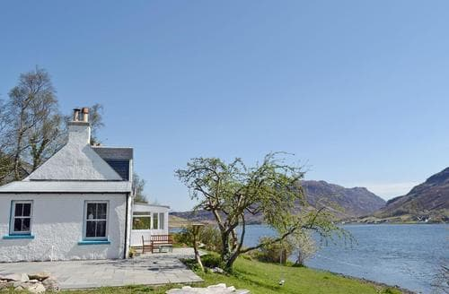 Big Cottages - Loch Shore Cottage