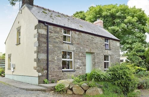 Last Minute Cottages - Cosy Preseli Hills Cottage S60171