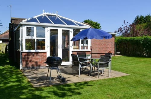 Last Minute Cottages - Tasteful Mablethorpe Cottage S94787