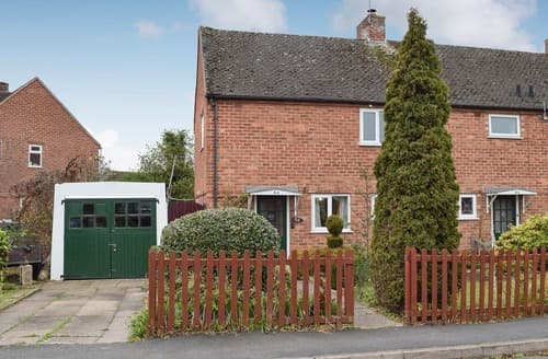 Last Minute Cottages - Captivating Stratford Upon Avon Cottage S125756