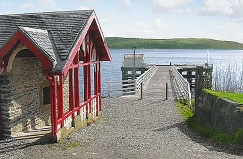 Last Minute Cottages - The Old Ticket Office