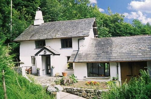 Last Minute Cottages - Duddon Bank Cottage - E1155