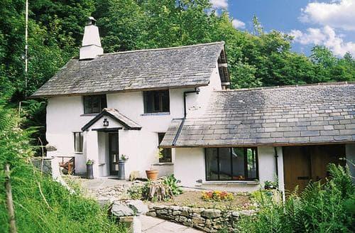 Last Minute Cottages - Duddon Bank Cottage - E1155