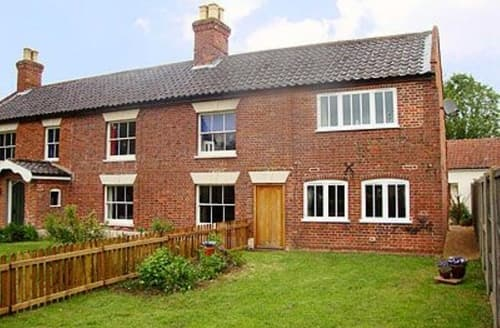 Last Minute Cottages - Luxury Halesworth Cottage S17918