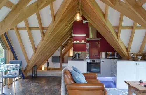Last Minute Cottages - Delightful Shaftesbury Lodge S114349