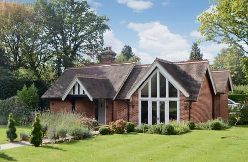 Last Minute Cottages - Grovelands Lodge