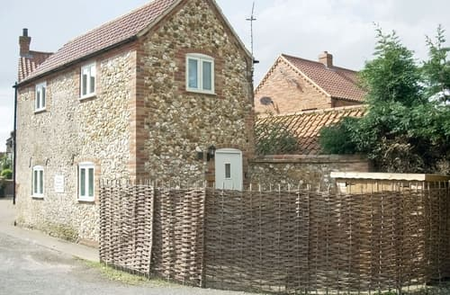 Last Minute Cottages - Inviting Hunstanton Cottage S17440