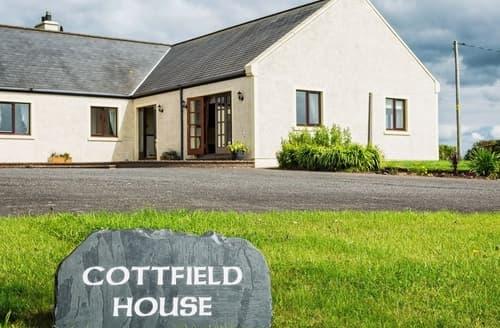 Last Minute Cottages - Cottfield House