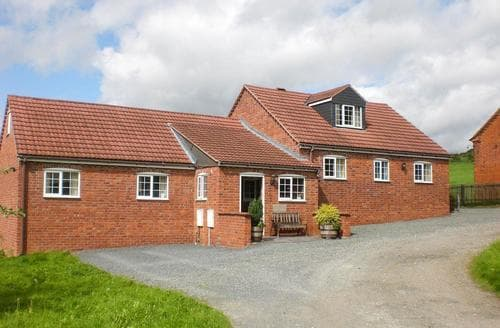 Last Minute Cottages - Exquisite Ledbury Cottage S85858
