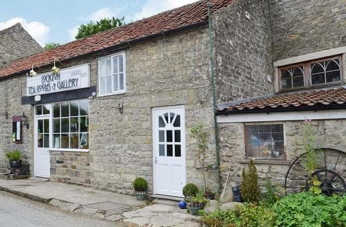 Dog Friendly Cottages - Splendid Pickering Apartment S72722