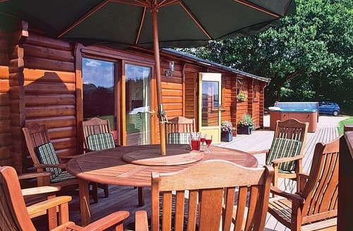 Last Minute Cottages - Cider Mill Lodge - HW7420