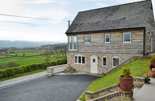 Last Minute Cottages - Wonderful Mold And The Clwydian Range Cottage S80280