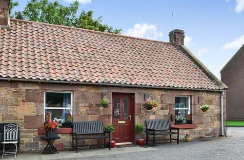 Last Minute Cottages - Wonderful Dunbar Cottage S121247